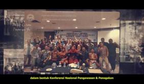 Konferensi Nasional Pengawasan dan Penegakan Keadilan Pemilu