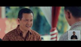 Video Pelatihan Pengawas TPS Pemilu 2019 dilengkapi dengan Bahasa Isyarat