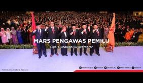 Mars Pengawas PEMILU +text