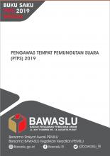 Buku Saku Panduan Saksi Dan Ptps Badan Pengawas Pemilihan