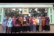 Relawan Pengawas Pemilu ( Mahasiswa IAIN Bengkulu )