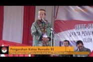 Pengarahan Ketua Bawaslu RI pada Penandatangan Fakta Integritas Pilkades Serentak di Kabupaten Bone Sulawesi Selatan