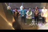Pemenang Penghargaan Bawaslu Award 2016