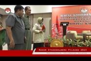Rakor Stakeholders Pilkada 2015 di Banjarmasin